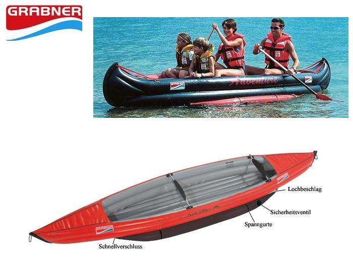 Grabner Safety Floats - für alle Grabner Boote