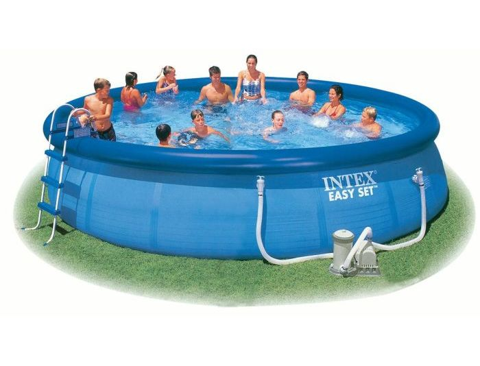 Intex Easy Pool Set - 457 x 457 x 107 cm